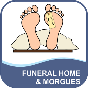 FUNERAL HOMES & MORGUES