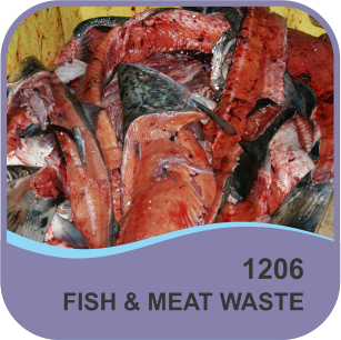 ODOR NEUTRALIZER FOR FISH & MEAT WASTE ODORS