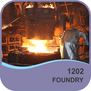 ODOR NEUTRALIZER FOR FOUNDRY